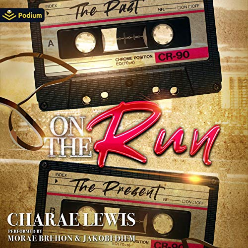 On the Run Audiobook By Charae Lewis cover art