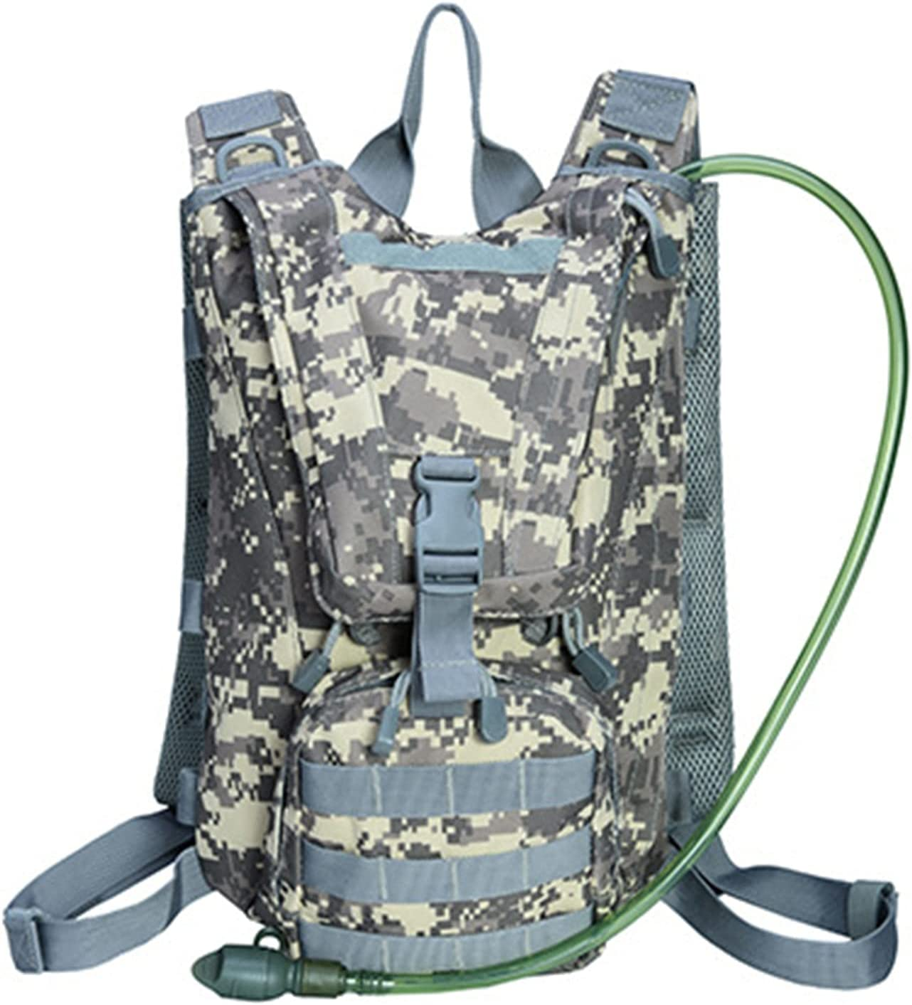 Hydration Bladder Tactical Backpack Pack Overseas parallel import regular item Popular products with Wat 2.5L