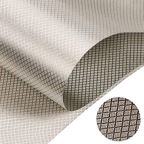NGLVKE Abschirmgewebe Strahlenschutz Fabric - WLAN Abschirmung -Signal Block - Leitendes Gewebe Absorbiert EMF