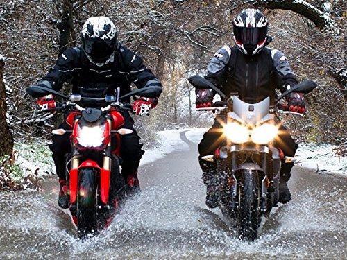 Ducati Streetfighter 848 vs Triumph Street Triple R! - On Two Wheels Episode 25