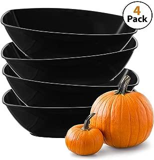 Best black plastic serving bowls Reviews
