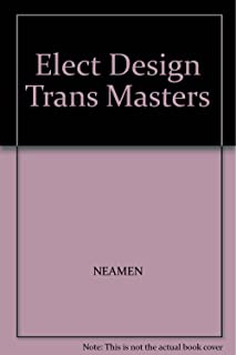 Transparency masters to accompany electronic circuit analysis and design