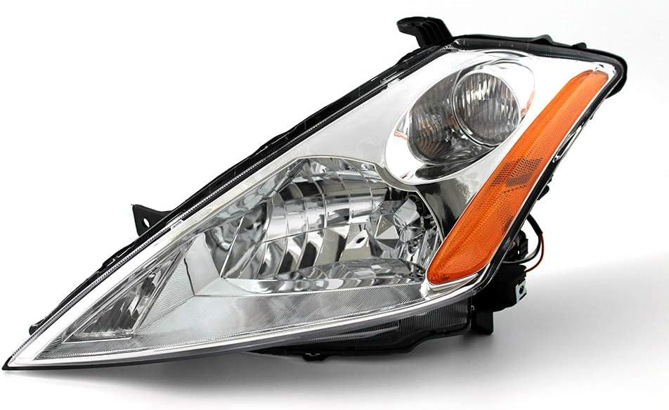 For Nissan Murano Headlight 2004 購買 5☆好評 2005 Left 2007 Driver 2006 Side