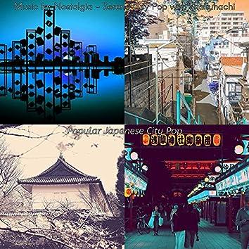 Music for Nostalgia - Serene City Pop with Shakuhachi