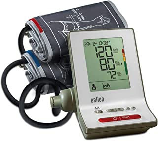 Braun BP6200 Upper Arm Blood Pressure Monitor
