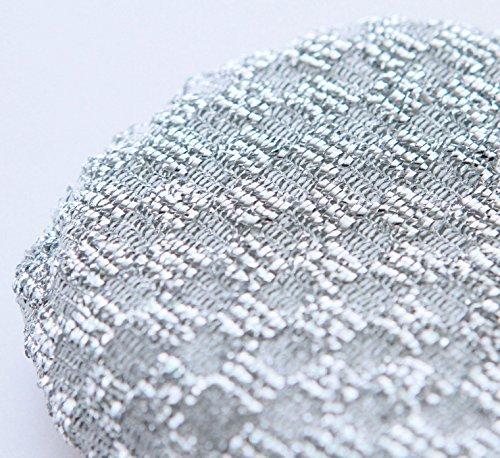 サンベルムスキレット・鉄なべ用タワシ2個組506577