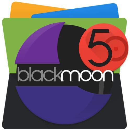 Black Moonshine - Icon Pack