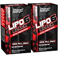 Nutrex Research Lipo-6 Black Ultra Concentrate, 120 Count