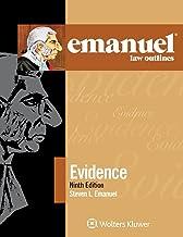 Emanuel Law Outlines for Evidence PDF