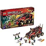 Lego Ninjago - Ninja DB X (70750)