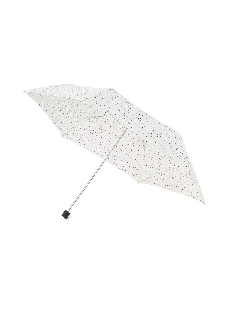 なに警告する低い(ビームスライツ)BEAMS LIGHTS/傘 Wpc. プチスター ミニ 折り畳み傘 レディース
