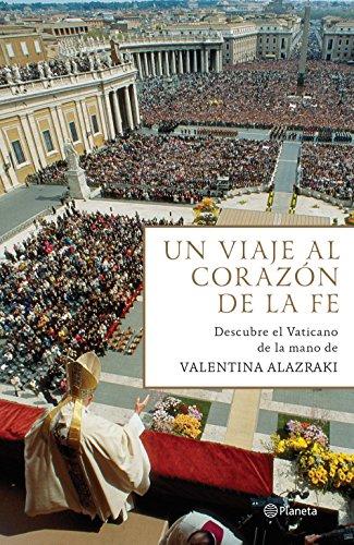 Un viaje al corazón de la fe: Descubre el Vaticano de la mano de Valentina Alazraki