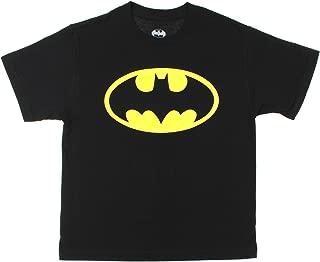 Batman Glow Ink Classic Logo Youth T-Shirt