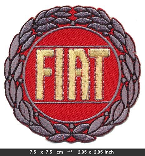 Abarthisti FIAT Classic Patch Aufnäher Aufbügler Automobile Italien TURBOVERSAND