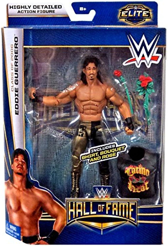 calidad garantizada WWE Elite Recibidor De Fame EDDIE GUERRERO Clase Clase Clase De 2006  precio razonable