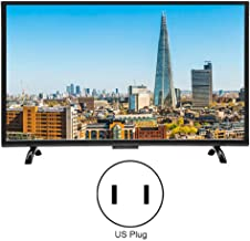 $704 Get Zopsc 43inch Large Curved Screen TV 3000R Curvature 4K HDR HD Smart TV 1920x1200 Resolution Network Version for Android 110V(US Plug)
