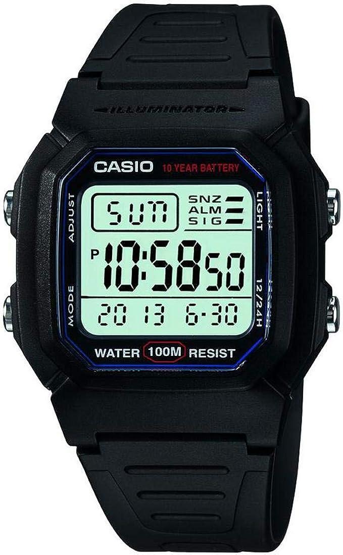 Casio W800H-1AV