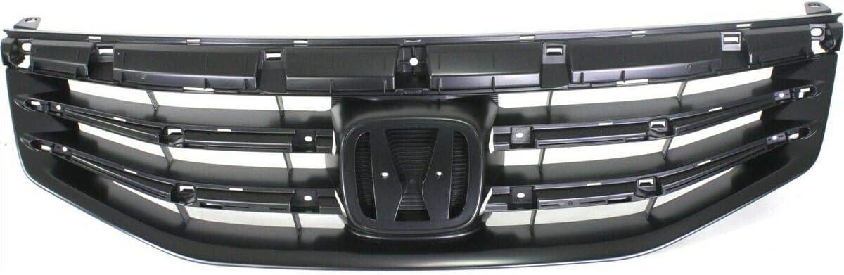 Premium Plus Grille Compatible with Honda Accord Sedan latest 2011-2012 latest