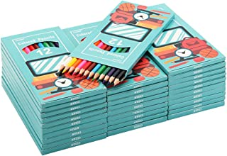 Colored Pencils Bulk, 30 Packs of 12 Count, Pre-sharpened, 360 Colored Pencils for Kids