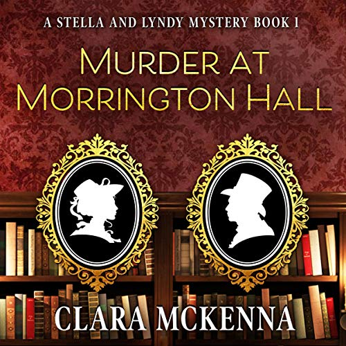 Murder at Morrington Hall  By  cover art