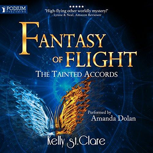 Fantasy of Flight audiobook cover art