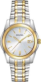 Bulova - Reloj de Pulsera de Dos Tonos 98H18 para Hombre
