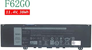 BOWEIRUI Replacement Laptop Battery for Dell F62G0 (11.4V 38Wh 3166mAh) Inspiron 13 5370 7370 7373 7380 7373 Vostro 5370 13-5370 Series Notebook F62GO F62GO RPJC3 0RPJC3 0F62G0 39DY5 39DY5 039DY5