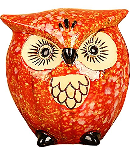 Black Temptation Thin Owl Enfants Tirelire Coin Bank