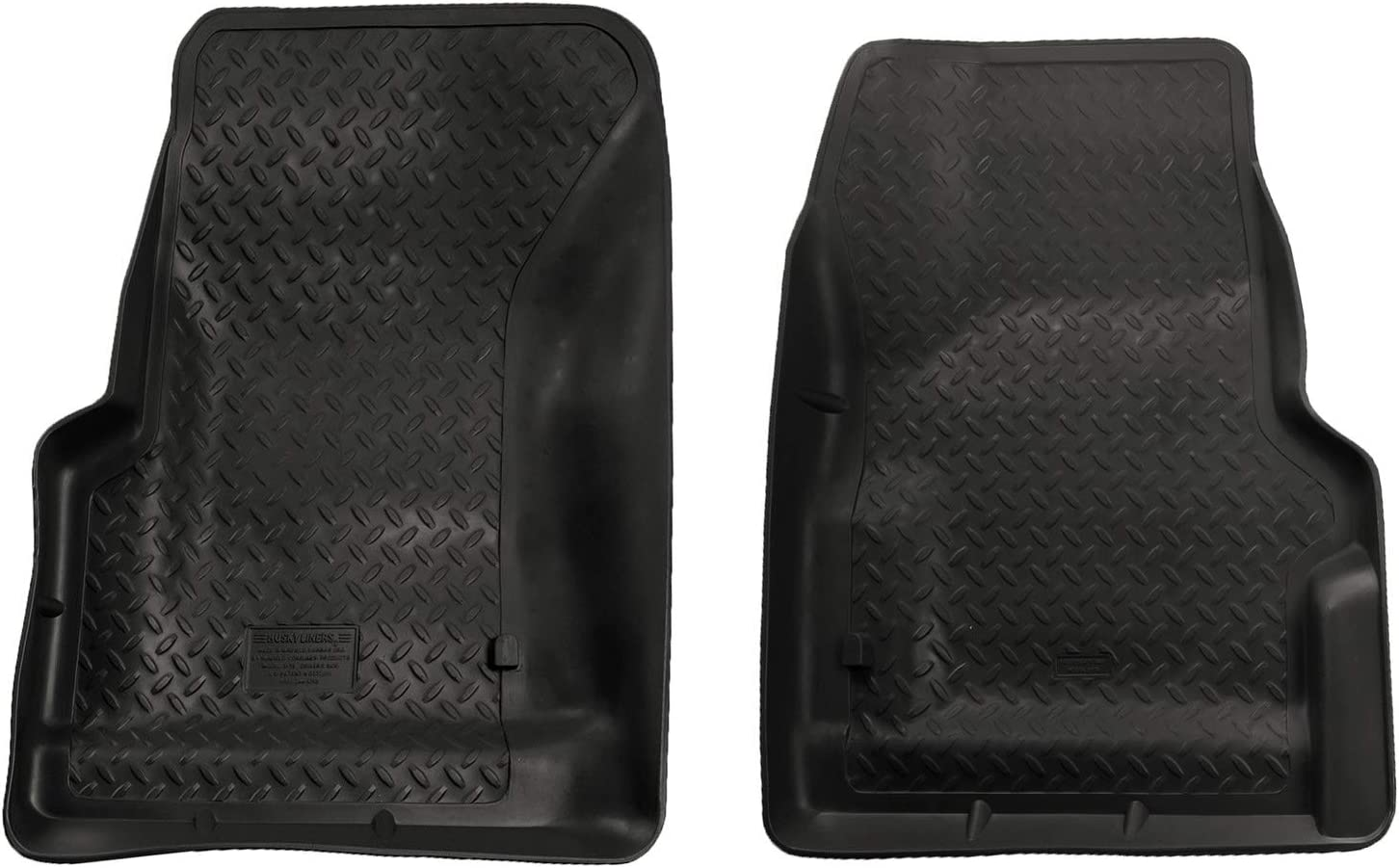 Husky Liners 31731 Fits 1997-06 Max 57% OFF Wrangler Jeep Classic Fron Purchase Style