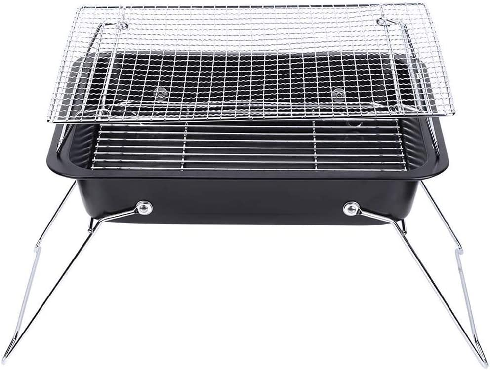 Gybai New Choice Folding Portable Grill Te Outdoor Kitchen Under blast sales Camping Home