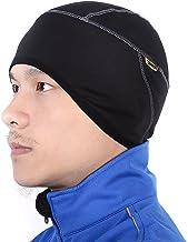 Cycling Skull Cap Helmet Liner Bicycle Hat Thermal Fleece Windproof