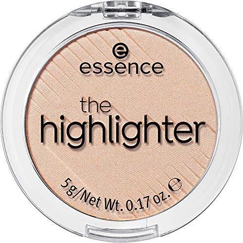 essence the highlighter, Nr. 20 hypnotic, gold, langanhaltend, scheinend, vegan, Nanopartikel frei, entspricht unserem CLEAN BEAUTY Standard (5g)