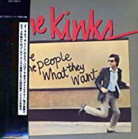 Give The People What They Want (SHM-CD) by Kinks