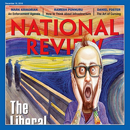 National Review - December 19, 2016 audiobook cover art