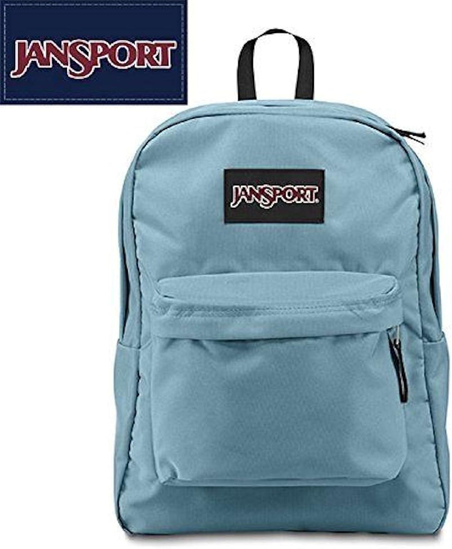 Jansport Superbreak blueee River Backpack
