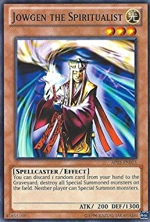 YU-GI-OH! - Jowgen The Spiritualist (AP03-EN015) - Astral Pack: Booster Three - Unlimited Edition - Common