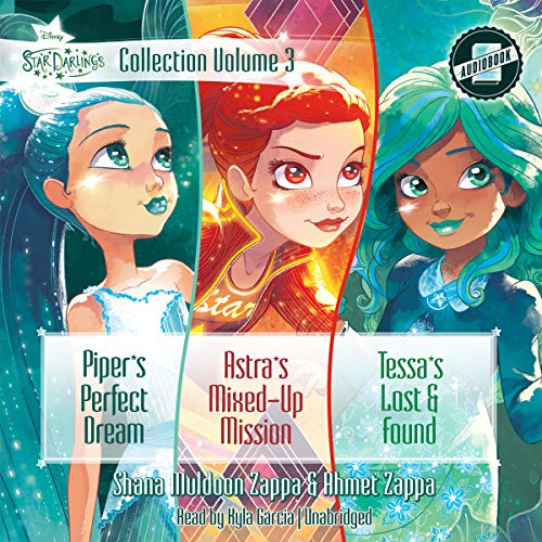 Star Darlings Collection: Volume 3 audiobook cover art