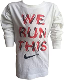 Active Boys' 'We Run This 'Jersey T-Shirt Top