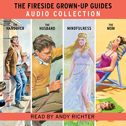 The Fireside Grown-Up Guides Audio Collection audiobook cover art