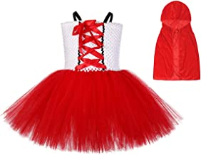 red riding hood ballet costume