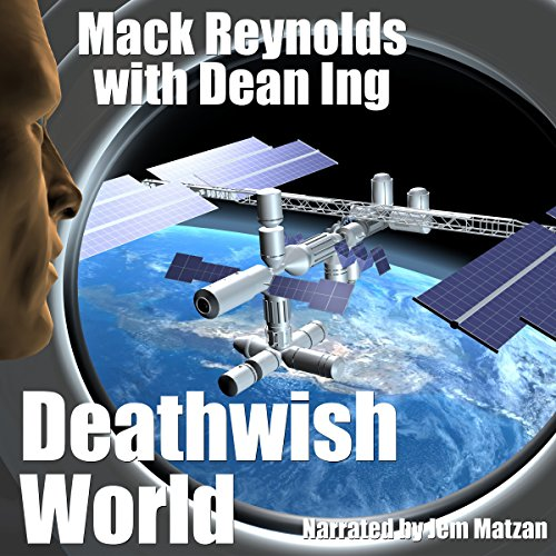 Deathwish World audiobook cover art