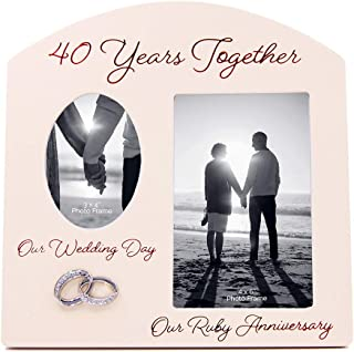 Best gifts for husband 40th wedding anniversary Reviews