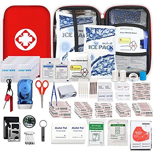 190-piece First-Aid Kit Emergency Kit
