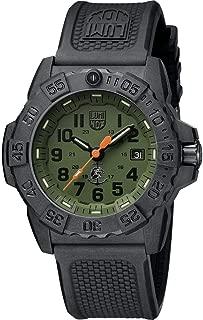 Reloj de Cuarzo Luminox Navy Seal, Verde, Carbono, 45 mm, 20atm, XS.3517.NQ.Set