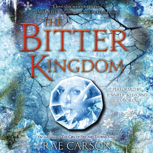 The Bitter Kingdom audiobook cover art
