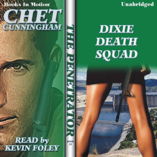 Dixie Death Squad audiobook cover art
