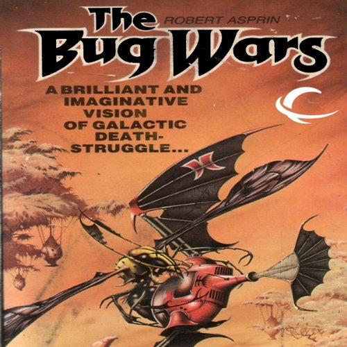 The Bug Wars audiobook cover art