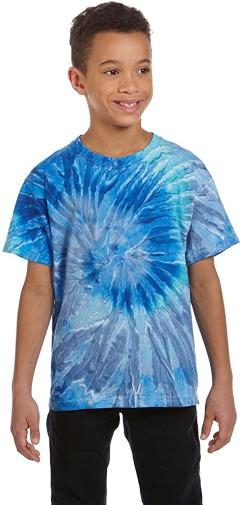 Tie-Dyed Tie-Dye Youth 5.4 oz. 100% Cotton T-Shirt