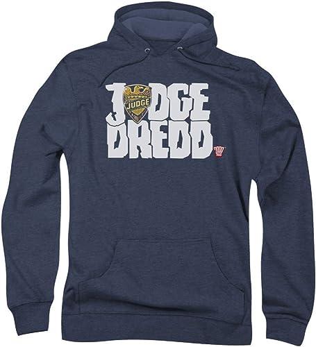 Judge Drouged - - Logo Hommes sweat à capuche