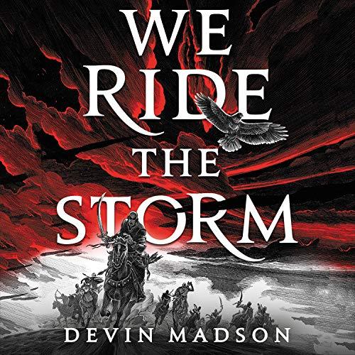 Couverture de We Ride the Storm